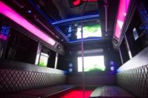 22 Passenger Limo Bus Pic 2