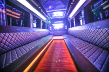 22 Passenger Bus 1 PictureLimo Bus Interior