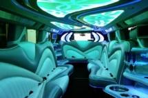 18 Passenger H2 Hummer Limo 2