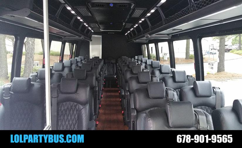 Atlanta Executive Shuttle Services