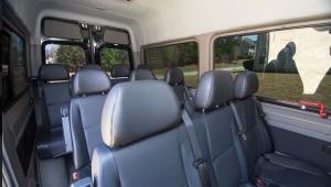 sprinter shuttle rental