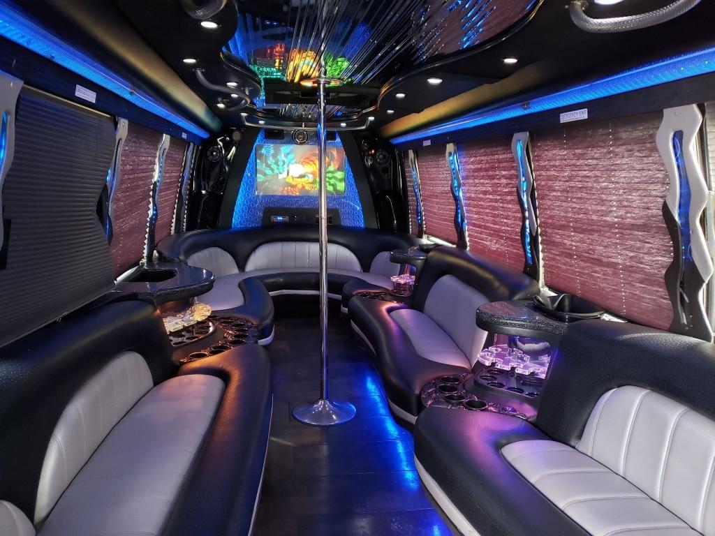 Party Bus Atlanta