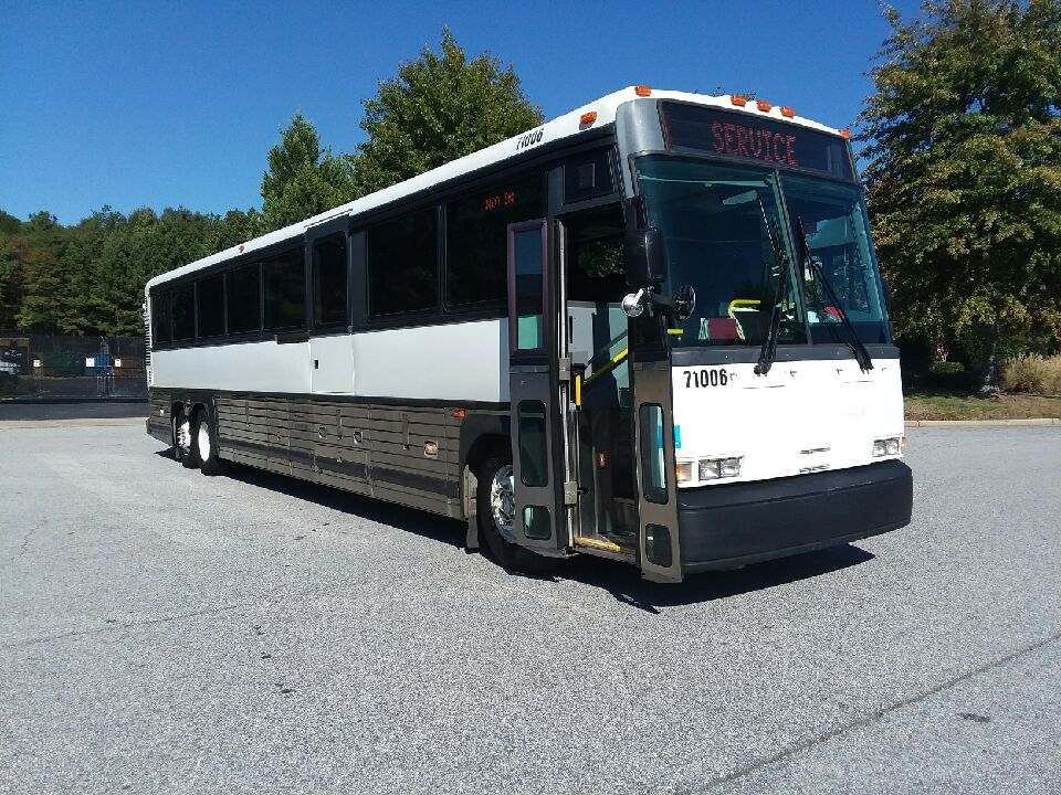 Coach Bus Rental Atlanta