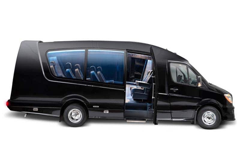 8 Pass Atlanta Mercedes-Benz Road Stallions