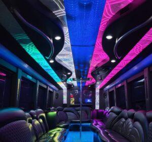 20 pass party bus atlanta